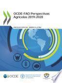 OCDE-FAO Perspectivas Agrícolas 2019/2028