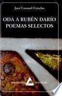 Oda a Rubén Darío