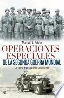 Operaciones especiales de la Segunda Guerra Mundial