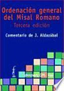 Ordenación general del Misal romano