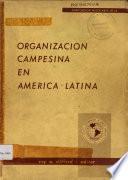 Organización campesina en América Latina