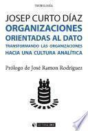 Organizaciones orientadas al dato