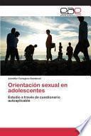 Orientación sexual en adolescentes