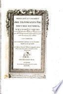 Origen, Epocas y Progresos del Teatro Espanol Discurso historico (etc.)
