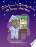 Osito, Osito, di buenas noches (Teddy Bear, Teddy Bear, Say Good Night) Lap Book (Spanish Version)