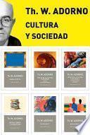 Pack Adorno IV. Cultura y Sociedad