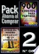 Pack Ahorra al Comprar 2 (Nº 069)