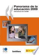 Panorama de la educación 2009 Indicadores de la OCDE