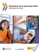 Panorama de la educación 2014. Indicadores de la OCDE