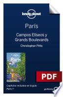 París 7_3. Campos Elíseos y Grands Boulevards