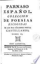 Parnaso español, 2