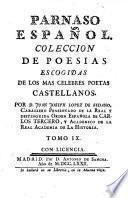 Parnaso Español