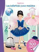 Pegatinas: Las Bailarinas Y Sus Vestidos