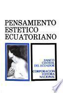 Pensamiento estético ecuatoriano