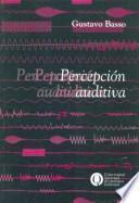 Percepcion Auditiva