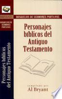 Personajes bíblicos del Antiguo Testamento
