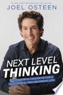 Piense a otro nivel