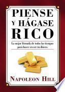 Piense y Hagase Rico / Think and Grow Rich