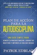 Plan de acción para la Autodisciplina