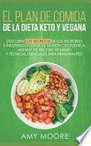Plan de Comidas de la Dieta Keto Vegana