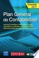 Plan General de Contabilidad (Actualización 2017)
