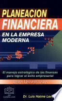 Planeacion Financiera en la Empresa Modera