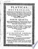 Platicas doctrinales