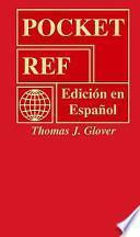 Pocket Reference - Edicion en Espanol