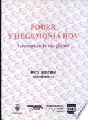 Poder y hegemonía hoy