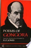 poems of gongora