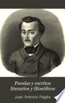 Poesías y escritos literarios y filosóficos