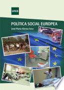 POLÍTICA SOCIAL EUROPEA