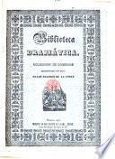 Por la Marina Española. Melo-drama en dos actos y en verso, etc