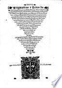 Pragmaticas y Leyes hechas y recopiladas por mandado de los ... Principes don Fernando y donna Ysabel