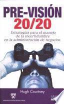 Pre-visión 20/20