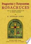 Preguntas Y Respuestas Rosacruces