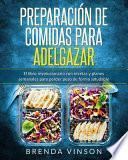 Preparación de comidas para adelgazar