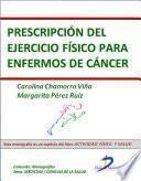 Prescripción del ejercicio físico para enfermos de cáncer