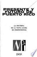 Presente y futuro de Puerto Rico