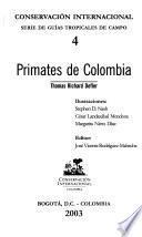 Primates de Colombia