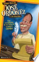 Primer libro de José Ordóñez a los aburridos