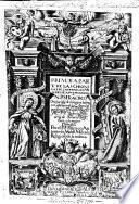 Primera parte de las Chronicas de los frailes menores capuchinos de N.P.S. Fra[n]cisco