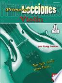 Primeras Lecciones Violin