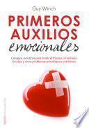 Primeros auxilios emocionales