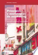 Principios y estrategias de marketing