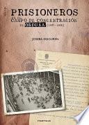 Prisioneros en el campo de concentración de Orduña (1937-1939)