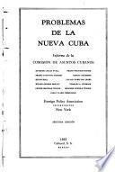 Problemas de la nueva Cuba