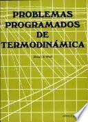 Problemas programados de termodinámica