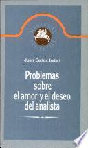 Problemas sobre el amor y el deseo del analista
