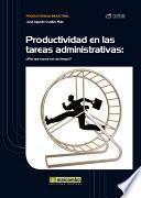 Productividad en las tareas administrativas